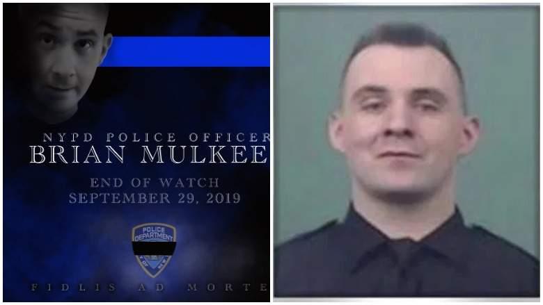 Murió Brian Mulkeen: ¿cómo asesinaron al miembro del NYPD?