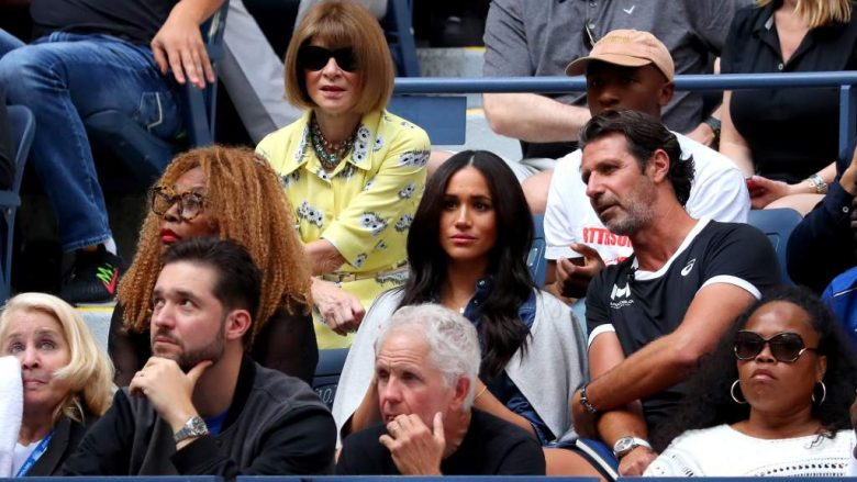 Serena Williams US Open 2019: Meghan Markle se escapó para animarla