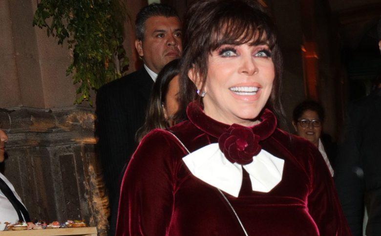 Verónica Castro:¿Qué hará si Yolanda Andrade muestra pruebas de su boda?