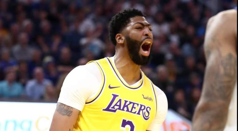 Anthony Davis en Pretemporada: ¿Jugará en el partido Lakers vs. Warriors?