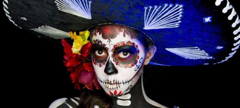 """Maquíllate como """"Catrina""""para Halloween en 5 pasos [FOTOS], JLO"""