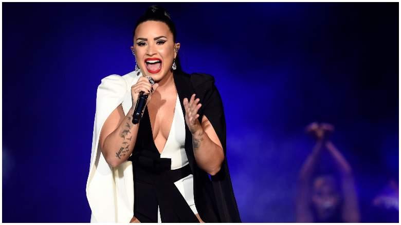 ¿Quién filtró las fotos de Demi Lovato desnuda en Snapchat?