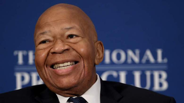 Elijah Cummings fallece:¿De qué murió el congresista demócrata??
