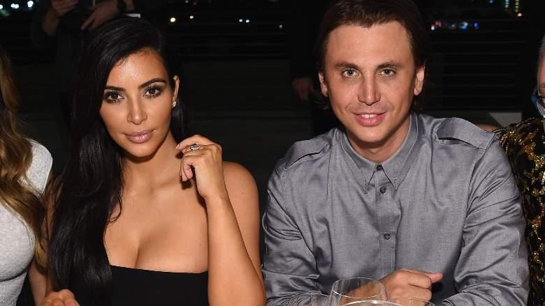 Kim Kardashian:¿Por qué su mejor amigo cambió su nombre?, Jonathan Cheban, Foodgod