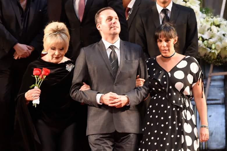Anel, exesposa de José José, casi se desmaya en el funeral: ¿por qué?