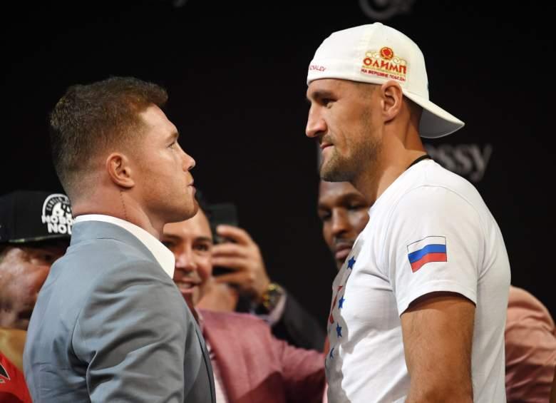 La pelea de Canelo con Kovalev: ¿cuándo y dónde será?