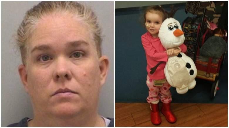 Kelly Gant: ¿asesinó a su hija de 7 años?