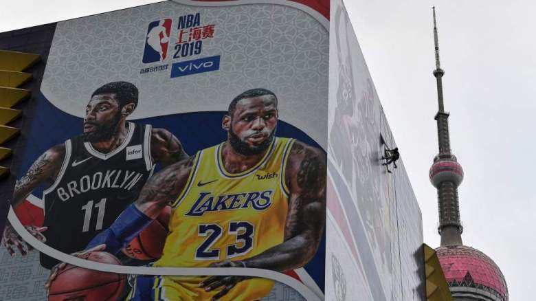 Lakers vs. Nets: ¿Por qué el partido en China está en peligro?