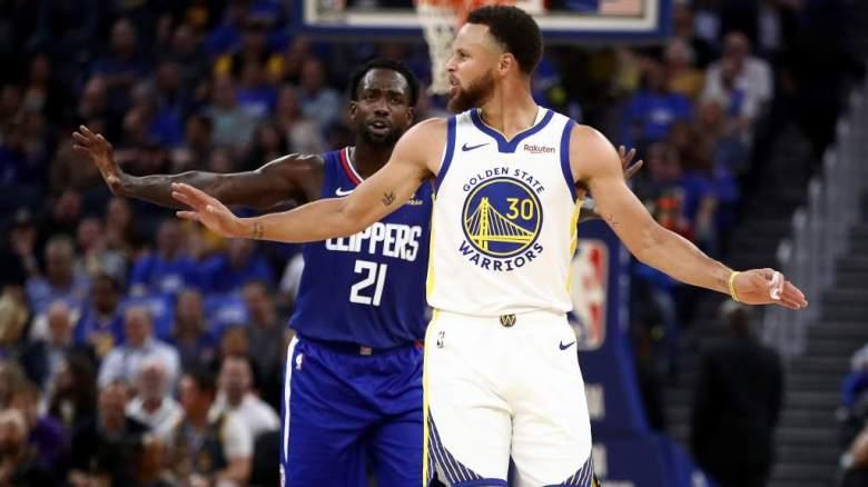 Steph Curry:¿Qué le respondió a Patrick Beverley sobre los Warriors?