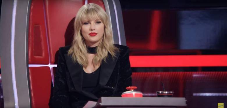 """Taylor Swift sorprendió en """"The Voice 2019"""":¿Qué hizo?"""