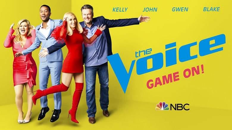The Voice 2019:Concursantes,Teams de cada Juez al 8/Oct.19