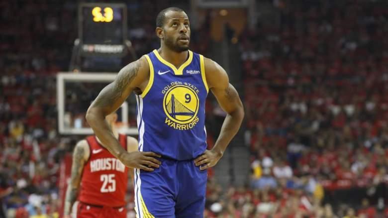 Lakers reciben malas noticias sobre Andre Iguodala ¿Qué pasó?