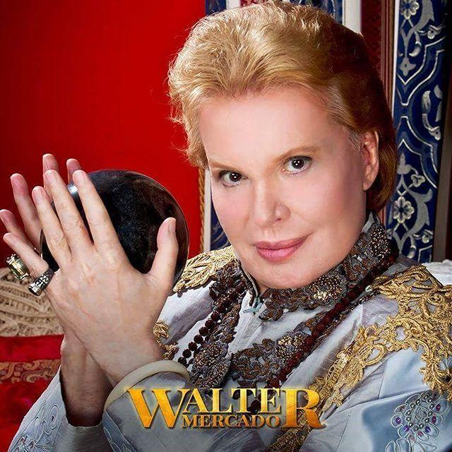 ¿Quién heredará la fortuna de Walter Mercado?