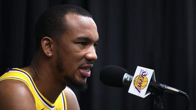 Avery Bradley-Lesionado: ¿Jugará en Lakers contra los Bulls?