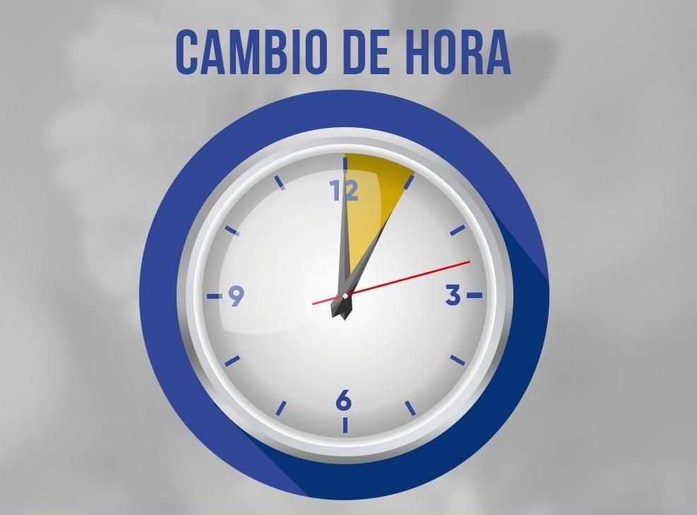 ¿A qué hora se cambia el reloj este domingo 3 de noviembre de 2019?