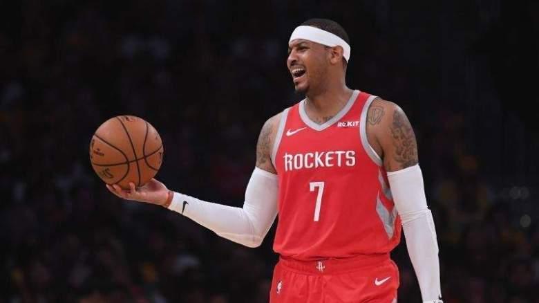 Carmelo Anthony regresa a la NBA: ¿Con quién firmó y cuánto ganará?