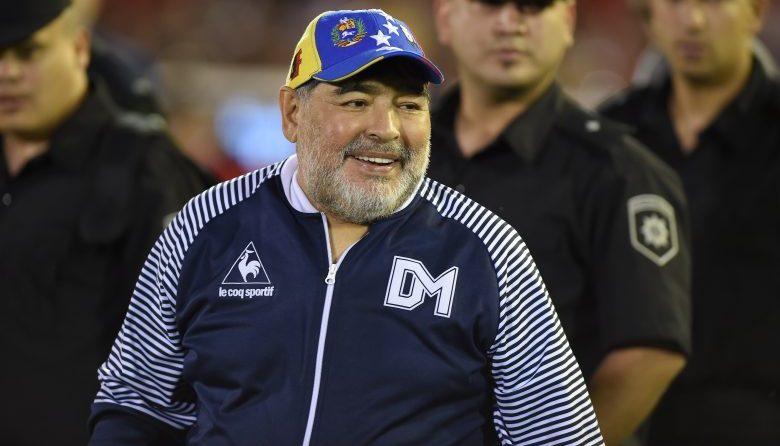 Maradona: ¿Por qué no le dejará herencia a sus hijas?