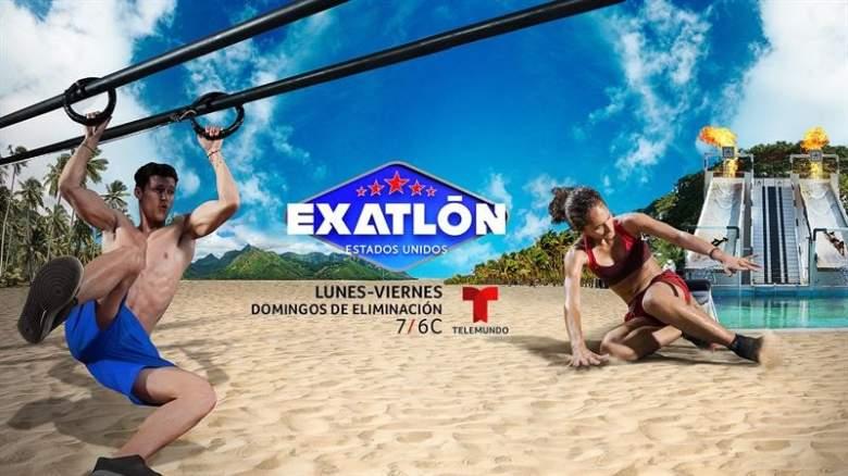 """""""EXATLÓN""""-Estados Unidos 3: ¿Quiénes son los finalistas? [FOTOS]"""