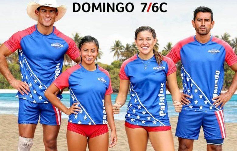 """EXATLóN""""Estados Unidos 3: ¿Quién ganó la FINAL? Alberto Venado Medina"""