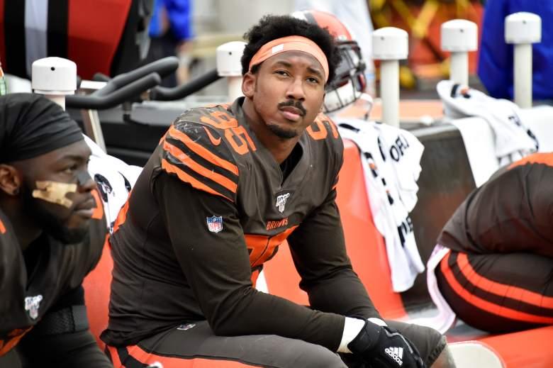 Myles Garrett atacó a Mason Rudolph con su casco: ¿sancionarán al jugador de la NFL?