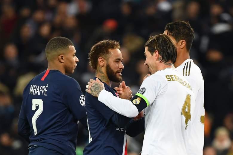 Real Madrid empató con el PSG: ¿quiénes hicieron los goles?