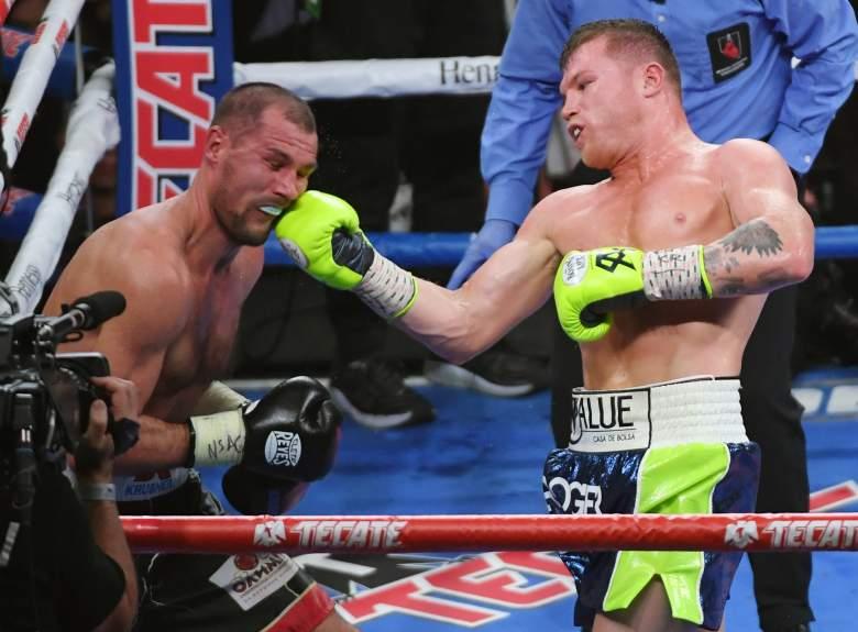 ¿Quién ganó la pelea entre Canelo y Kovalev tras enorme retraso?