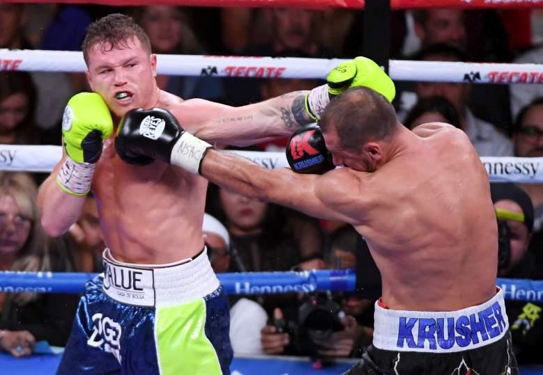 Canelo Álvarez ya tiene fecha para su próxima pelea: ¿quién será su rival?