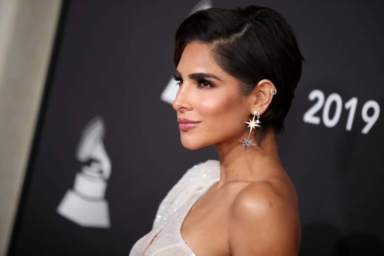 El hijito de Alejandra Espinoza se robó el show en el Latin Grammy: ¿cuántos años tiene?