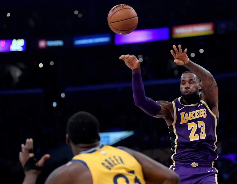 La gran noche de LeBron James: ¿cuándo fue y qué pasó?