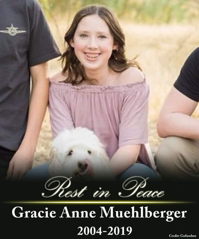 Gracie Muehlberger fue la niña asesinada en tiroteo en California: ¿Cuántos años tenía?