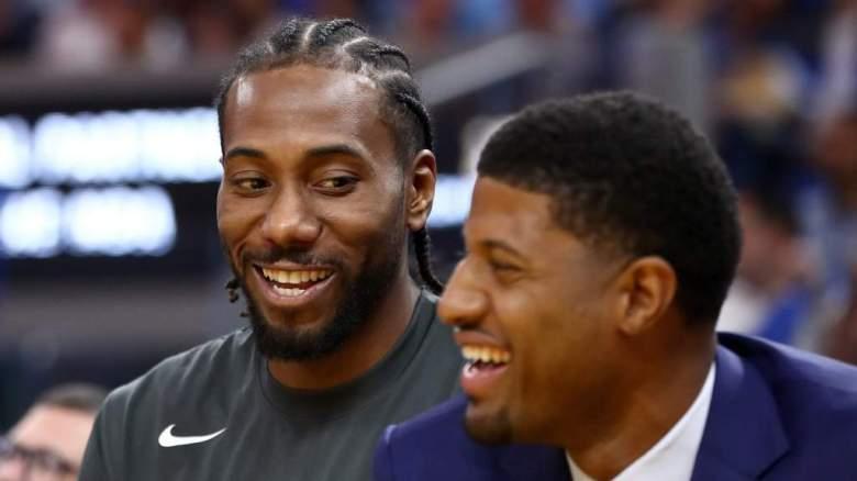 ¿Cuándo jugarán Paul George y Kawhi Leonard con Los Clippers?