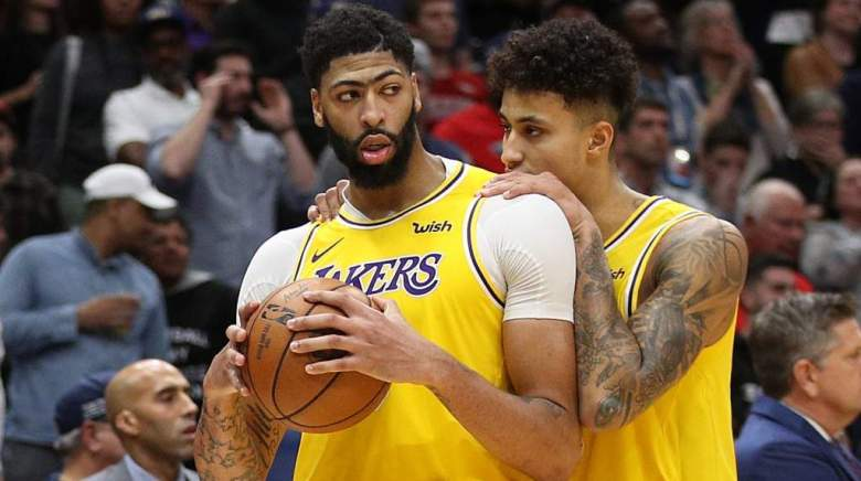 """VER: Anthony Davis """"desgarra"""" a los Pelicans después de su regreso"""
