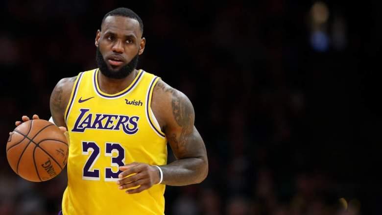LeBron James de los Lakers: ¿Por qué el número 33 lo llena de gloria?