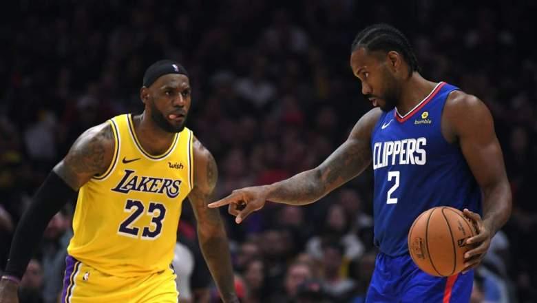 ¿Kawhi Leonard es mejor que LeBron James? Shaq responde