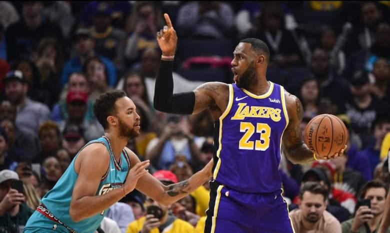 LeBron James: ¿Por qué están preocupados en los Lakers por su fatiga?