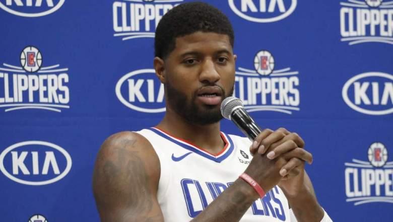 Paul George regresa: ¿A quién sentarán en la banca Clippers?