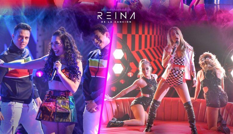 Reina de la Canción 2019: ¿Quiénes son las 4 Finalistas?