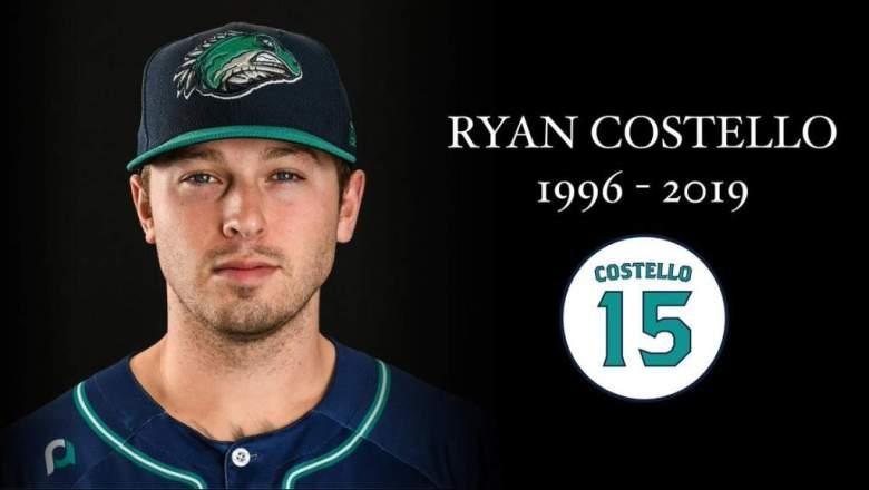 Muere Ryan Costello: ¿Cómo murió el beisbolista?