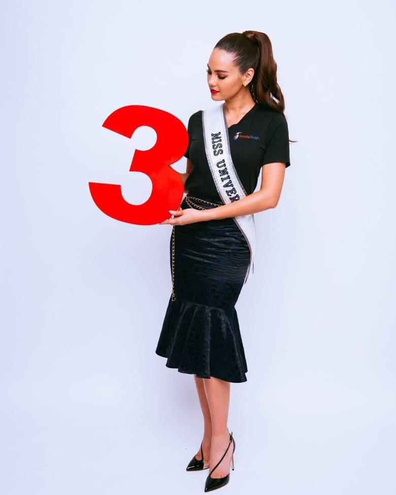 ¿Por qué la Miss Universo Catriona Gray está pidiendo dinero?: entérate aquí