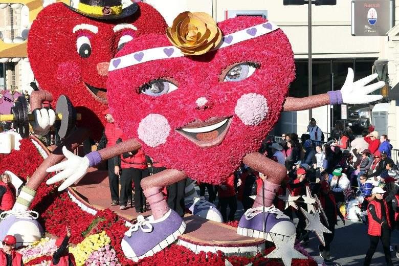 """¿A qué hora es el """"Desfile de las Rosas 2020""""?"""