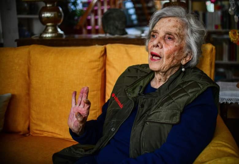 Elena Poniatowska denuncia que fue violada: ¿a quién acusa la escritora de 88 años?