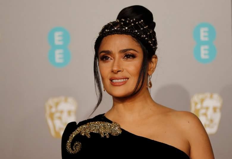 """Salma Hayek crea polémica por el """"viernes negro"""": ¿qué hizo la actriz?"""