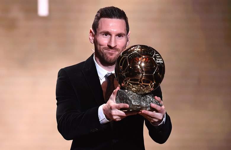 Messi ganó otra vez el Balón de Oro: ¿cuántos ha ganado ya?