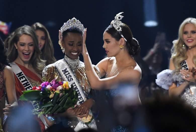 Nueva Miss Universo saludó así a Ahoramismo.com: VIDEO