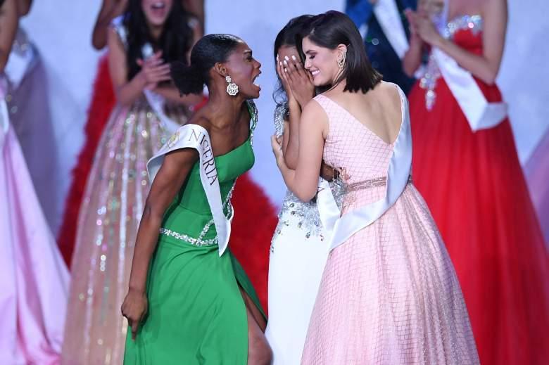 """Miss Nigeria """"se enloqueció"""" tras perder en Miss Mundo: ¿qué hizo?: Video"""