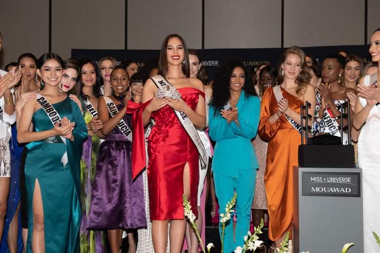 La caída de Miss Francia en preliminar de Miss Universo: ¿quién más se cayó?: VIDEO