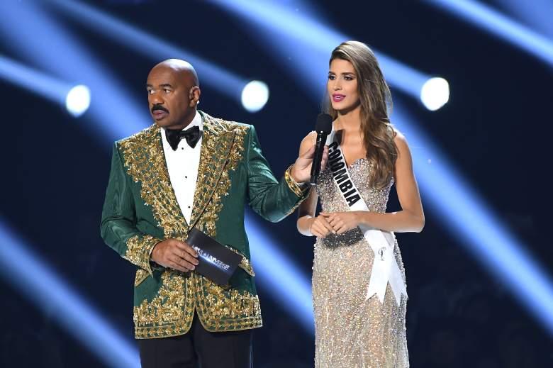 Steve Harvey le faltó el respeto a Miss Colombia: ¿por qué habló de narcos?