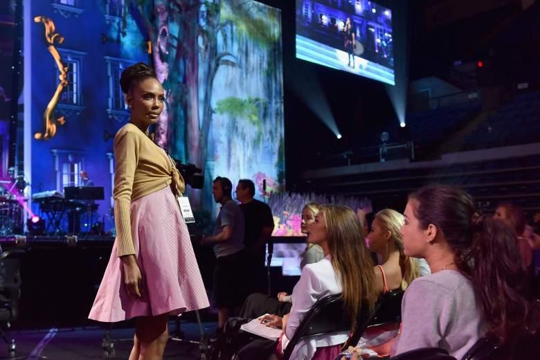 Lu Sierra es la reina en Miss Universo