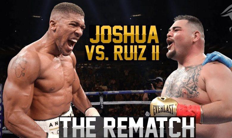 Ruiz Jr. vs. Joshua 2-Bolsa: ¿Cuánto gana cada boxeador?