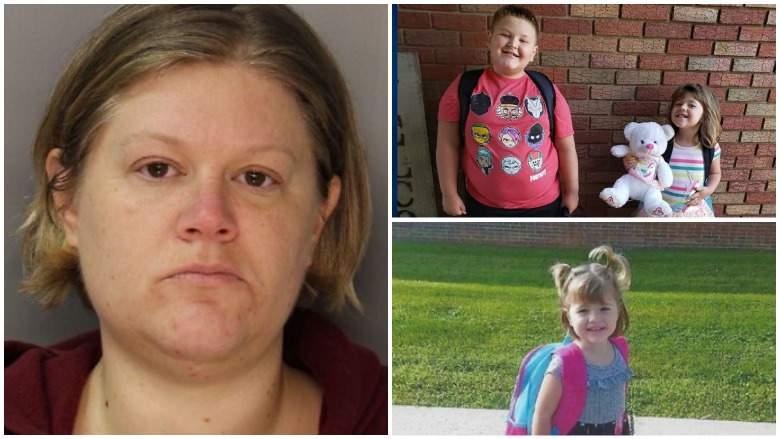 Lisa Snyder:¿Por qué colgó a sus hijos con una correa de Perro?